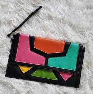 Handbags - Colorful clutch